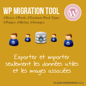 Plugin WP Migration Tool