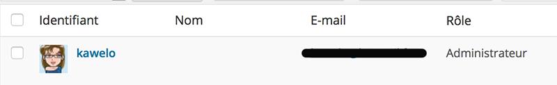 """N'appelez pas l'administration de votre site """"admin"""" ou """"root"""", qui sont souvent utilisés. Privilégiez un pseudo plus original !"""